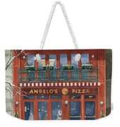 Angelo's On 57th Street Weekender Tote Bag