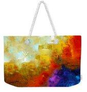 Angels Among Us - Emotive Spiritual Healing Art Weekender Tote Bag