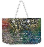Angels And Mermaids Weekender Tote Bag by Cindy Johnston
