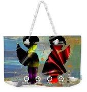 Angels Flight Weekender Tote Bag