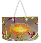 Angels Gather To The Love Of The Lord Weekender Tote Bag