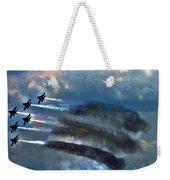 Angels Inna Clouds Weekender Tote Bag