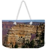 Angel's Window At Cape Royal Grand Canyon Weekender Tote Bag