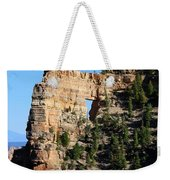 Angel's Window Cape Royal Weekender Tote Bag