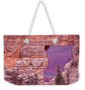 Angel's Window  Grand Canyon Weekender Tote Bag