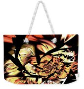 Anger Management Weekender Tote Bag by Anastasiya Malakhova