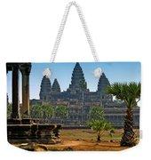 Angkor Afternoon Weekender Tote Bag