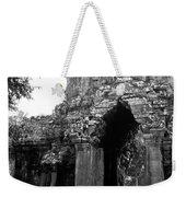 Angkor Thom East Gate 01 Weekender Tote Bag