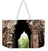 Angkor Thom East Gate 02 Weekender Tote Bag