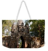 Angkor Thom North Gate 02 Weekender Tote Bag