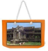 Angkor Wat Cambodia 1 Weekender Tote Bag