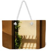 Angled Reflections2 Weekender Tote Bag