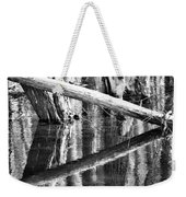 Angles And Reflections Weekender Tote Bag