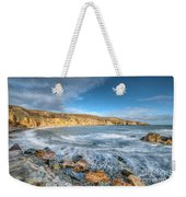 Anglesey Seascape Weekender Tote Bag