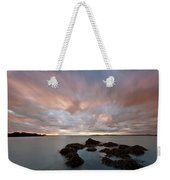 Anglesey Sunset Weekender Tote Bag