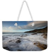 Anglesey Tides Weekender Tote Bag