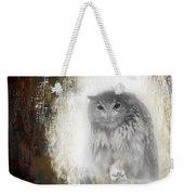 Angry Owl's Talons Weekender Tote Bag