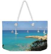 Anguilla Regatta Weekender Tote Bag