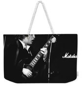 Angus Chords Delight Crowds Weekender Tote Bag