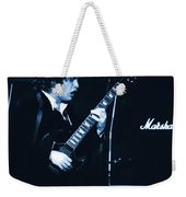 Angus Chords Delight Crowds In Blue Weekender Tote Bag
