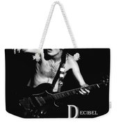 Angus Creates Decibel Celebrations Weekender Tote Bag