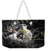 Anhinga Chicks Weekender Tote Bag