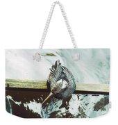 Anhinga Or Snakebird Weekender Tote Bag