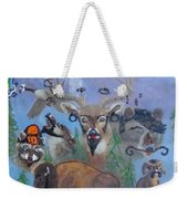 Animal Equality Weekender Tote Bag