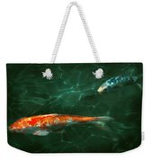 Animal - Fish - Koi - Another Fish Story Weekender Tote Bag