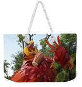 Animal Kingdom Bird Weekender Tote Bag
