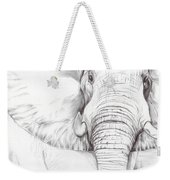 Animal Kingdom Series - Gentle Giant Weekender Tote Bag