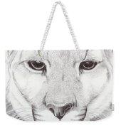Animal Kingdom Series - Mountain Lion Weekender Tote Bag