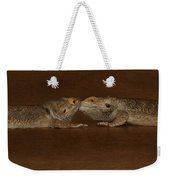 Animal Life Weekender Tote Bag