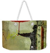 Animal Lover In Paris Weekender Tote Bag