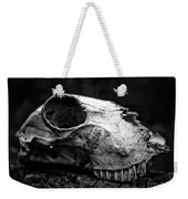 Animal Skull Weekender Tote Bag