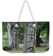 Animal Tree Totem Weekender Tote Bag