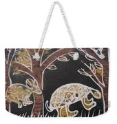 Animals On The Farm. Weekender Tote Bag