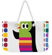 Animals Whimsical 1 Weekender Tote Bag