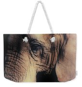 Animals Wrinkle Too Weekender Tote Bag