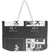 Animation Weekender Tote Bag