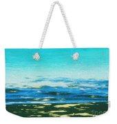Anini Beach Kauai Weekender Tote Bag