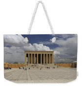 Anitkabir Ankara Turkey Weekender Tote Bag