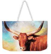 Ankole Bull Weekender Tote Bag