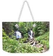 Anna Ruby Falls - Georgia - 1 Weekender Tote Bag