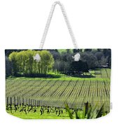 Anne Amie Vineyard Lines 23093 Weekender Tote Bag