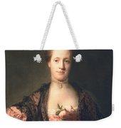 Anne Garth-turnour, Baroness Winterton Weekender Tote Bag