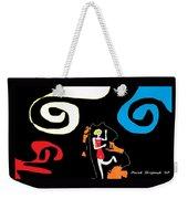 Annie Skipping Time Weekender Tote Bag
