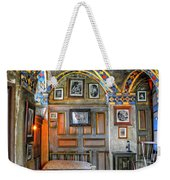 Another Bedroom At The Castle Weekender Tote Bag