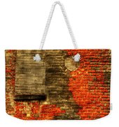 Another Brick In The Wall Weekender Tote Bag