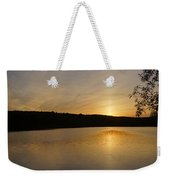 Another Day Ends Weekender Tote Bag